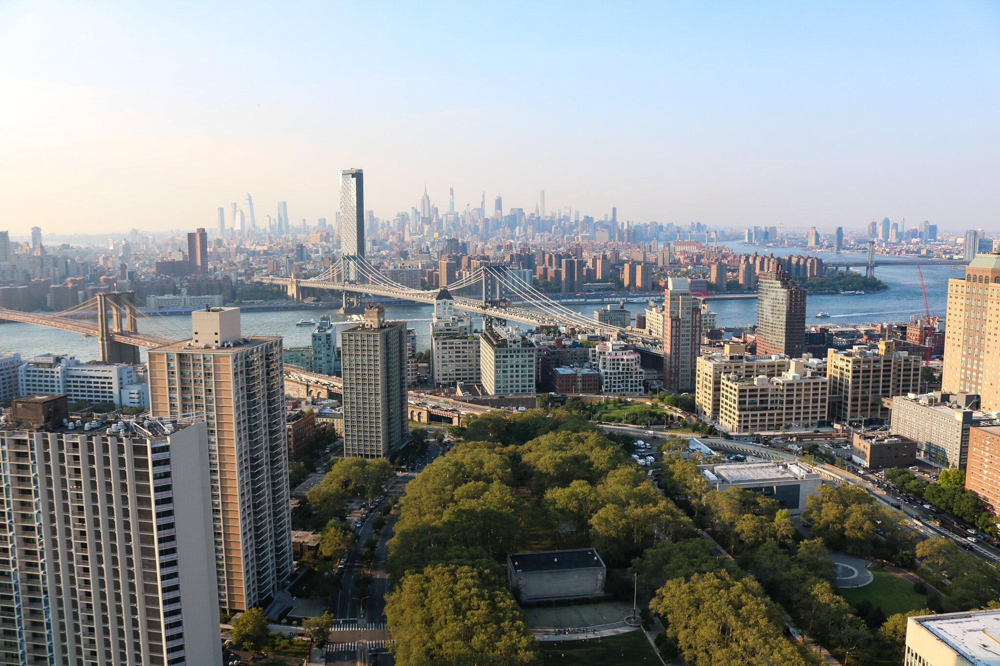 NYC Urbanism, 2019