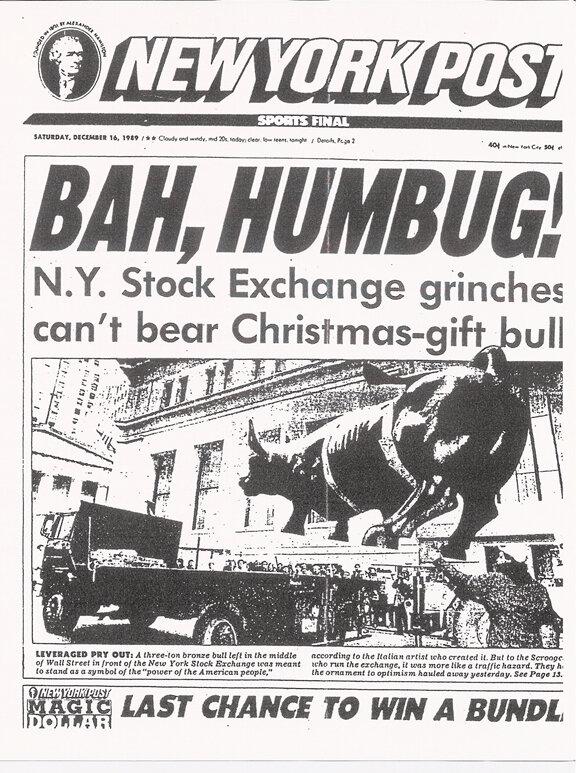 NY Post, 1989