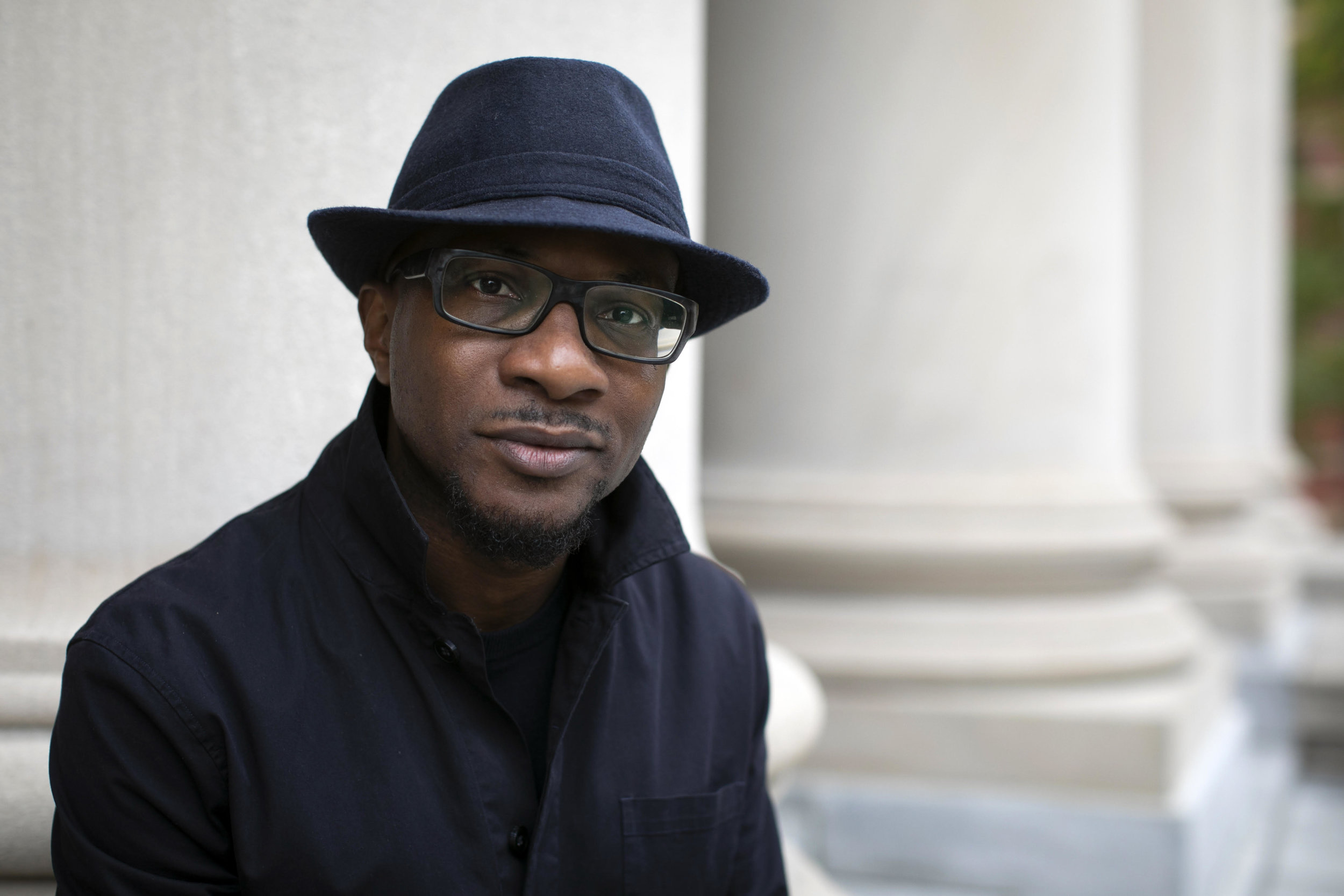 Teju Cole, essayist, novelist, photographer, for Harvard Design Review
