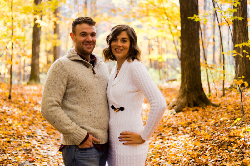 engagement photos the village at grand traverse commons, the village traverse city engagement photos, traverse city engagement photos, engagement photos traverse city, fall engagement photos traverse city, traverse city fall engagement photos (11)