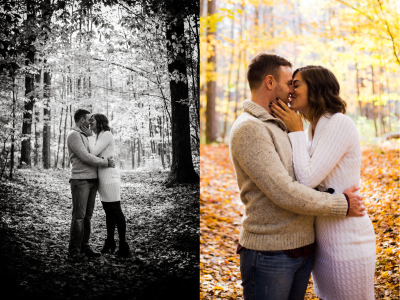 engagement photos the village at grand traverse commons, the village traverse city engagement photos, traverse city engagement photos, engagement photos traverse city, fall engagement photos traverse city, traverse city fall engagement photos (9)
