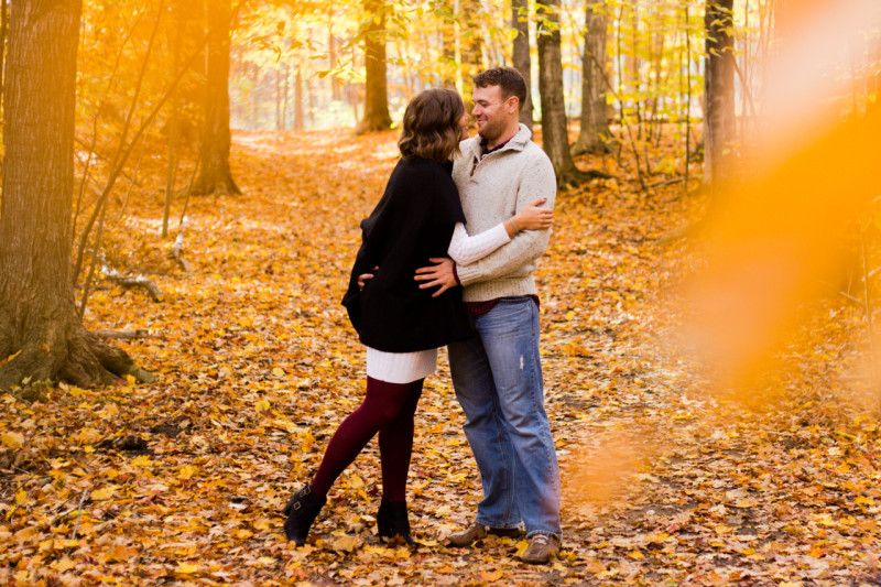 engagement photos the village at grand traverse commons, the village traverse city engagement photos, traverse city engagement photos, engagement photos traverse city, fall engagement photos traverse city, traverse city fall engagement photos (7)