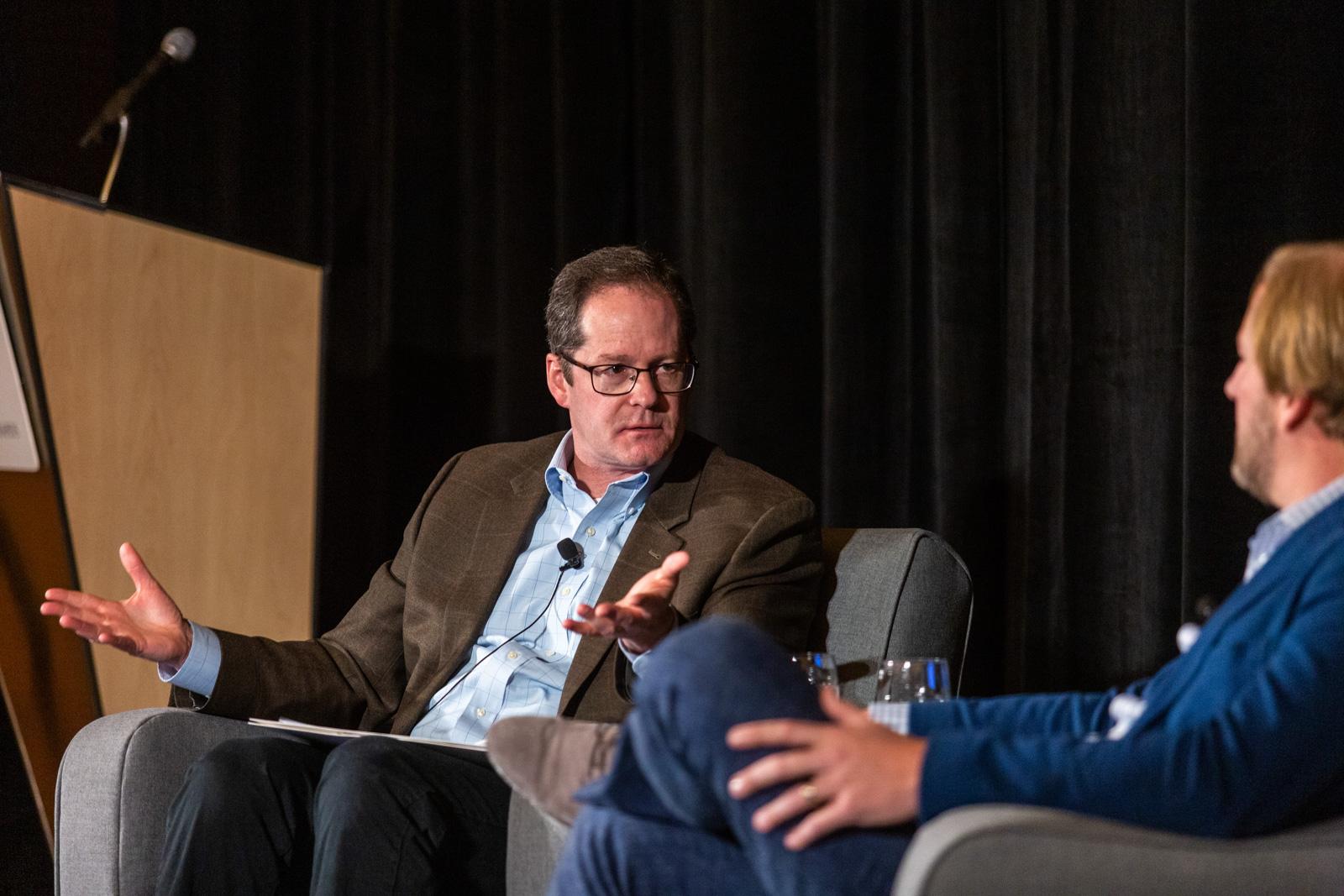 John Dearie, Founder of The Center for American Entrepreneurship