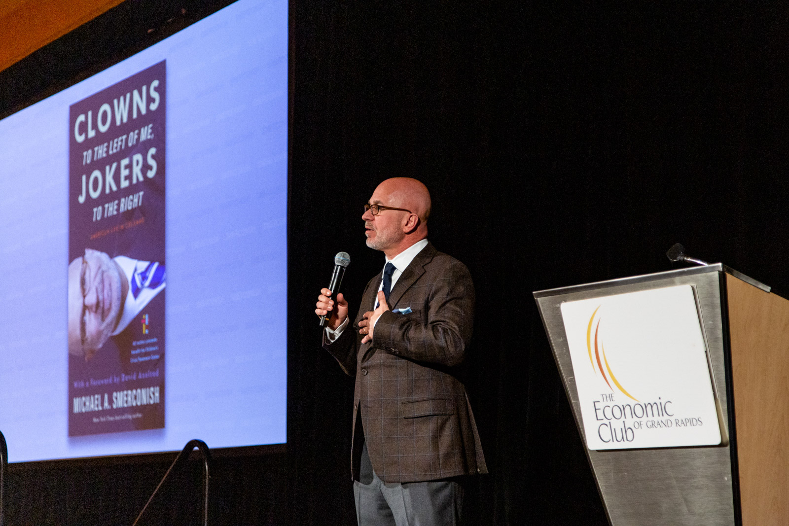 Michael Smerconish, Radio Host of POTUS Channel on Sirius XM and Best Selling Author