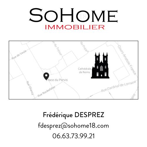 contact agence SoHome location