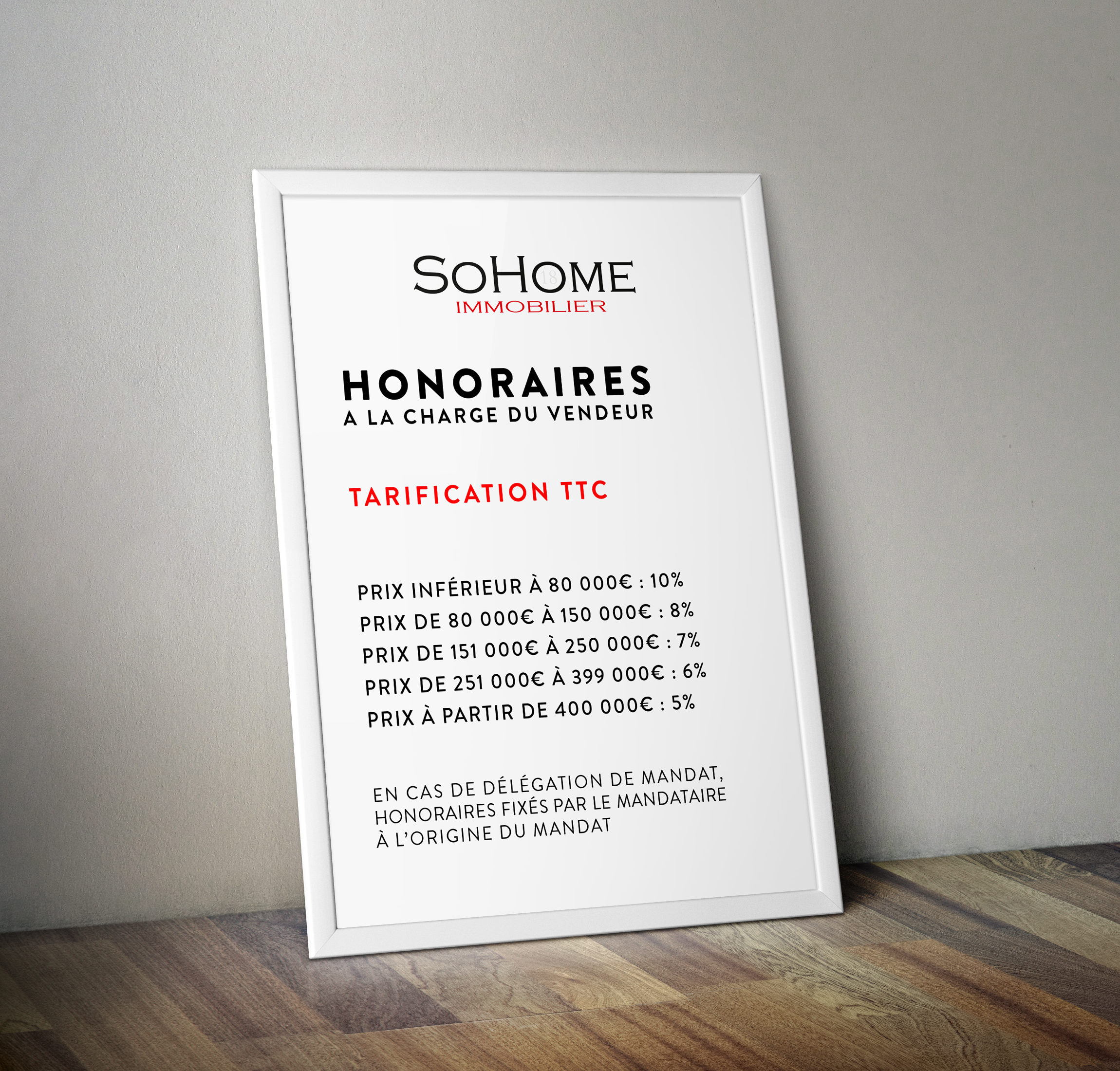 honoraires transaction so home immobilier