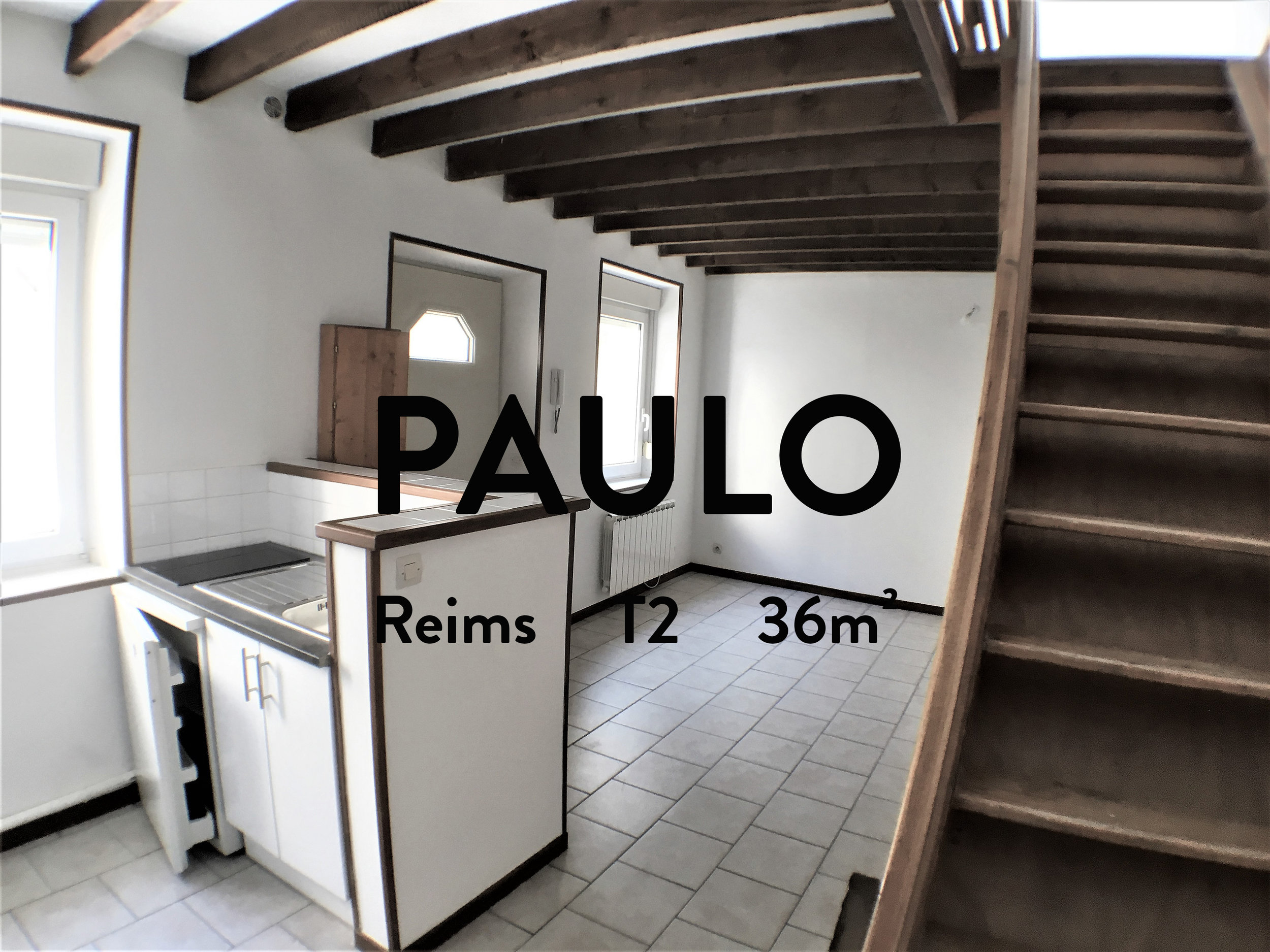 appartement T2 St Thomas