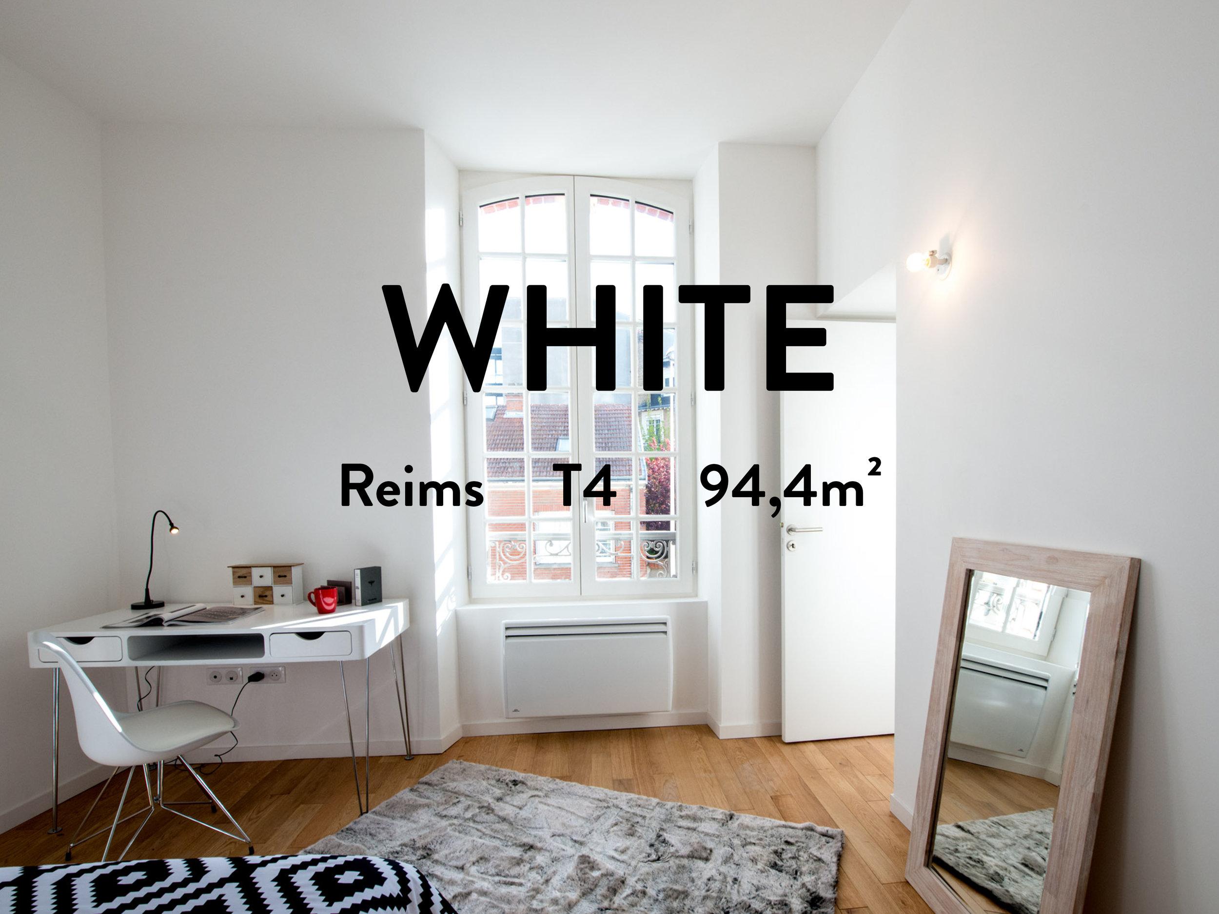 appartement hyper centre ville reims 3 chambres