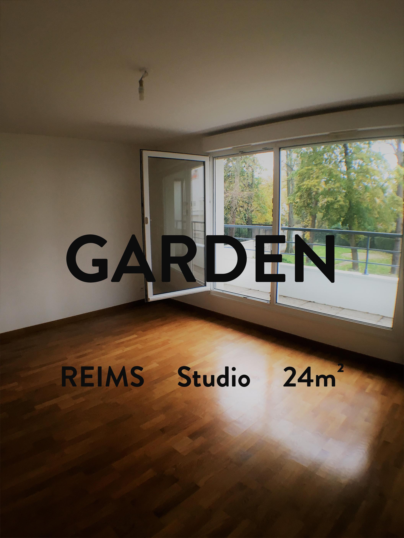 Studio hyper centre Reims