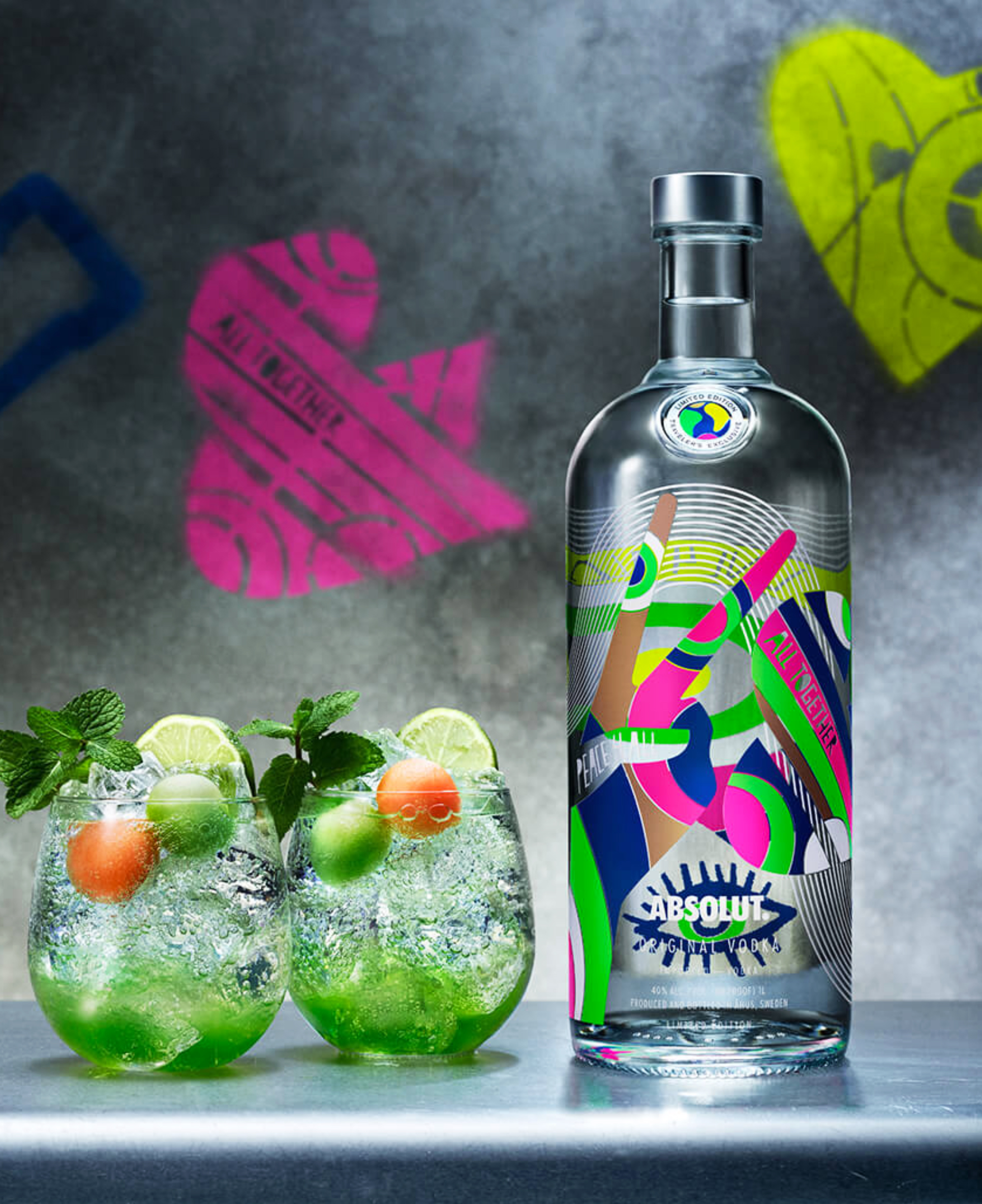 Absolut Limited Edition 2018