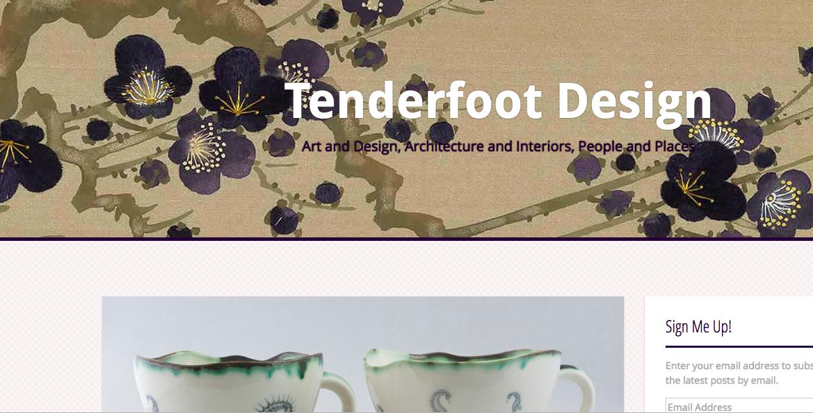 Tenderfoot Design
