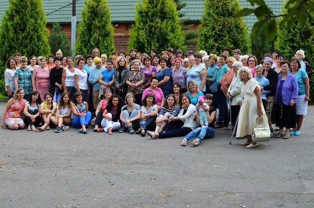 2016 Ukraine Women's Camp