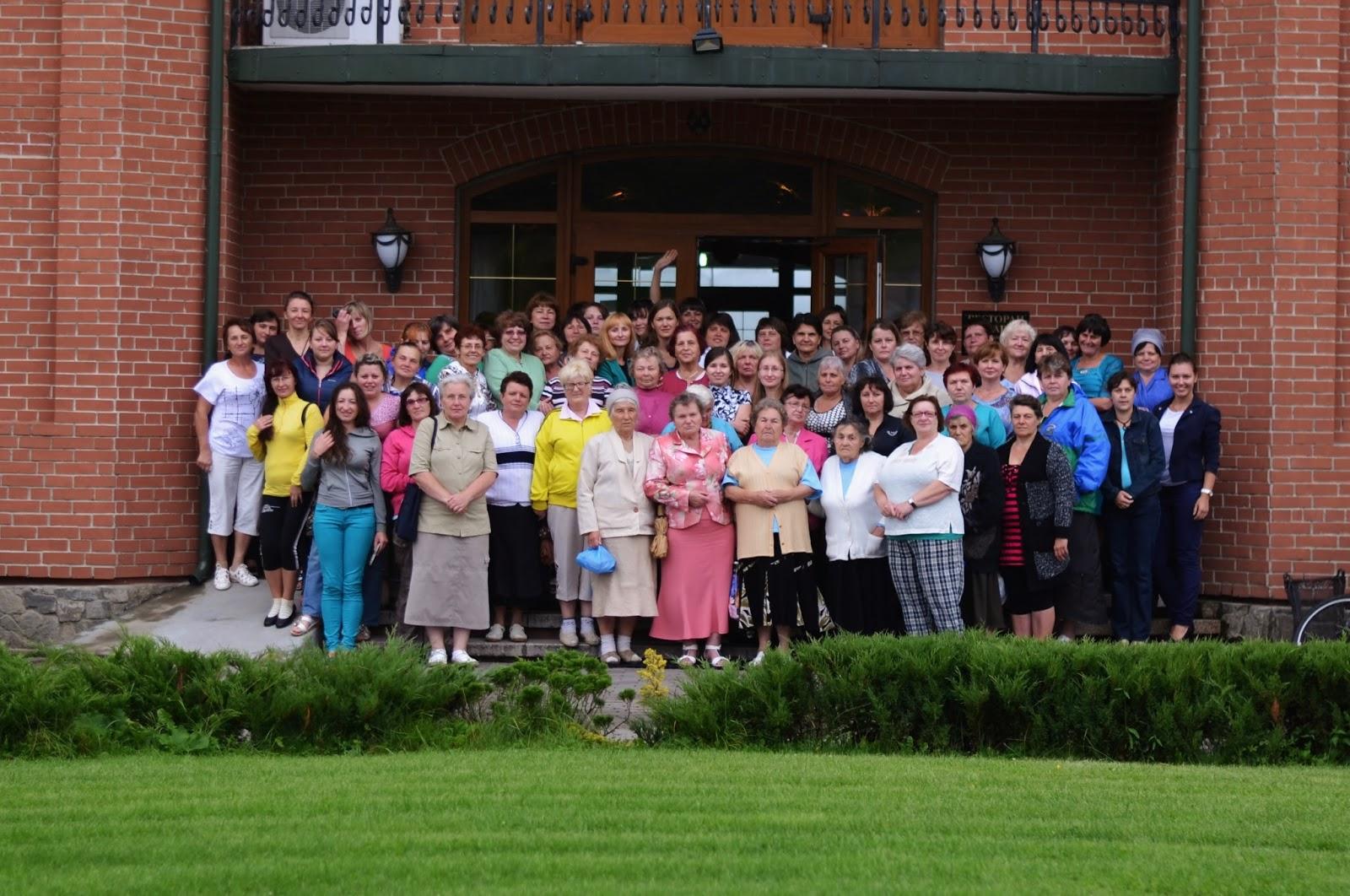 2014 Ukraine Women's Camp