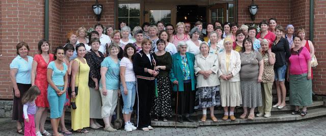 2011 Ukraine Women's Camp