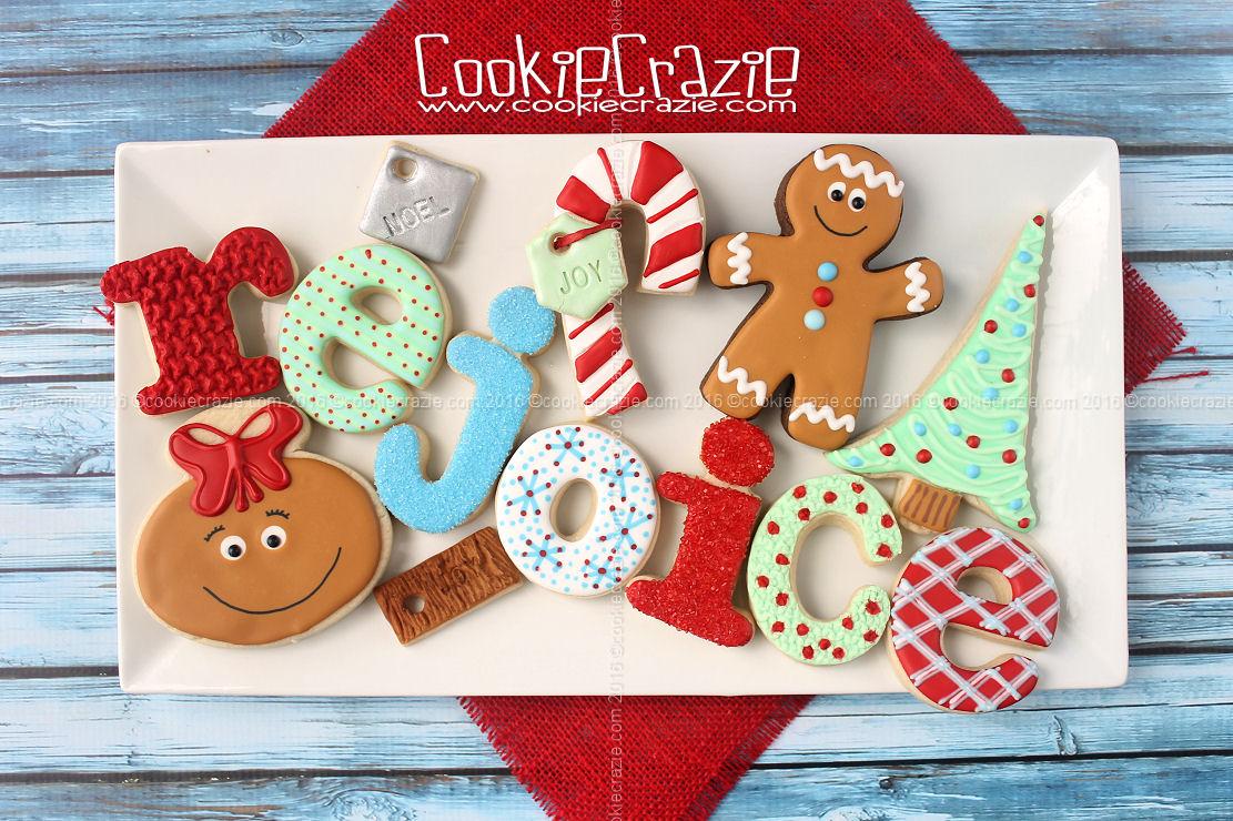 Alphabet Block XL Letter Cookie Cutters