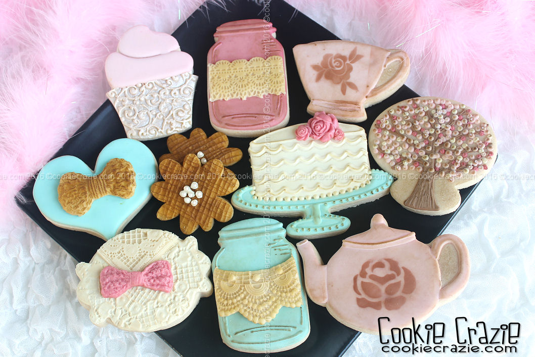2017 Pre-CookieCon Classes: Adding Shabby to the Chic