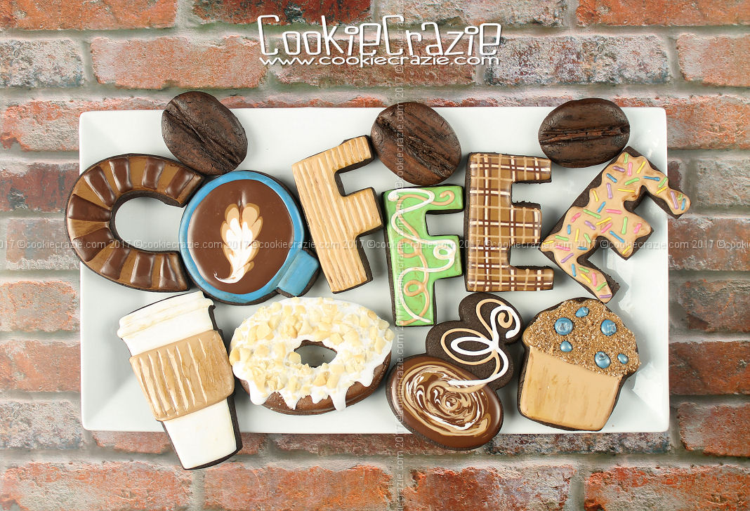 Letter Cutters = Fantastic Font Uppercase XL by CakesbyXimena
