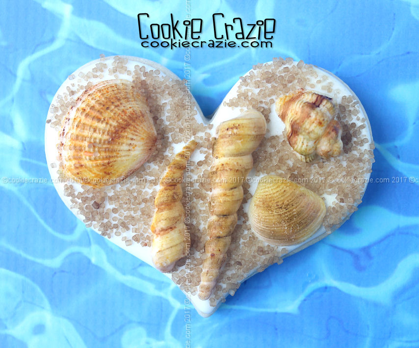 Sea Shell Molds found  HERE