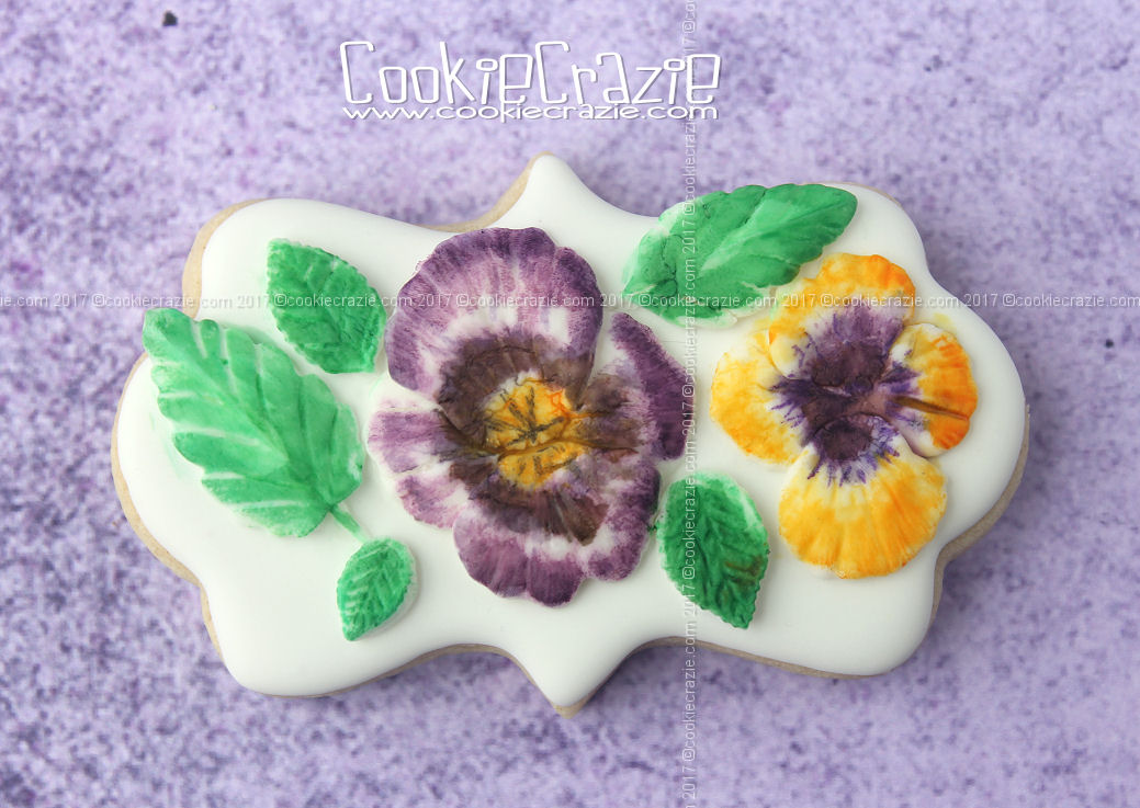Pansy Molds  HERE