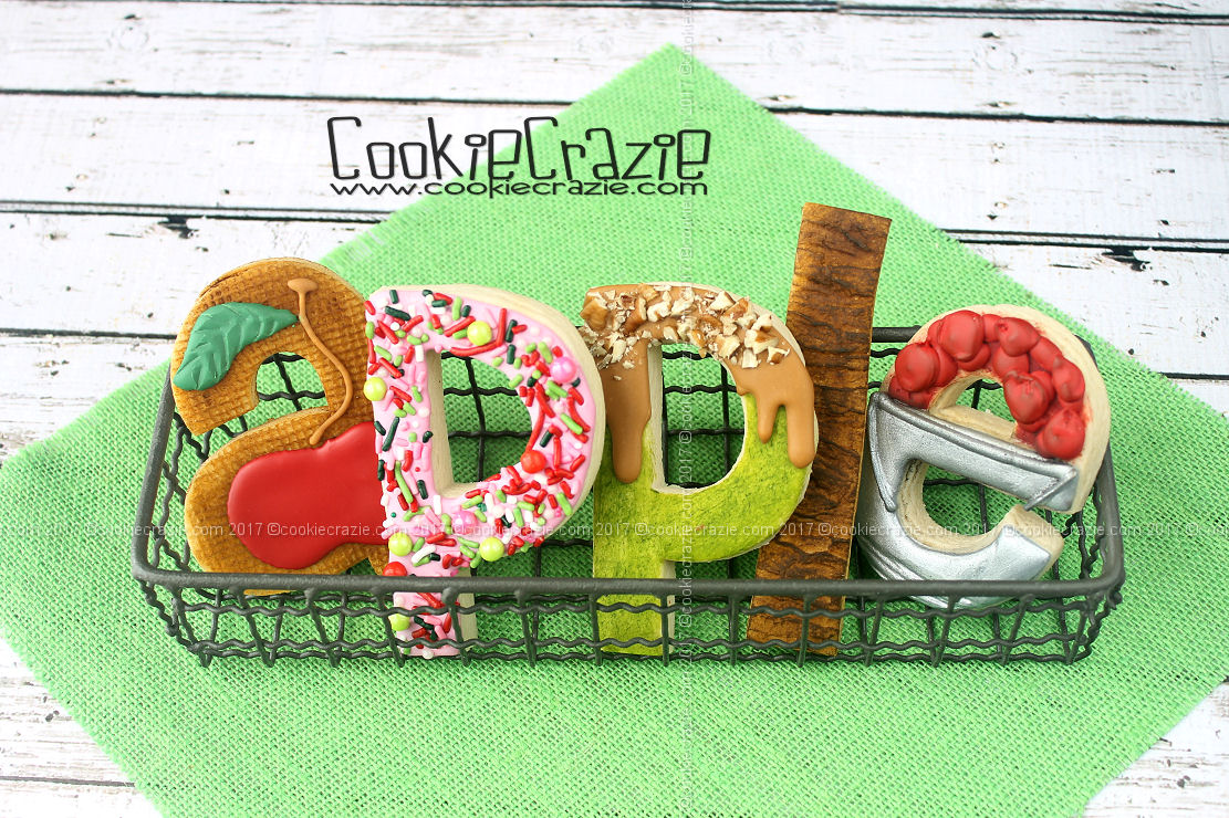 Big Bodacious Alphabet Cutter Set