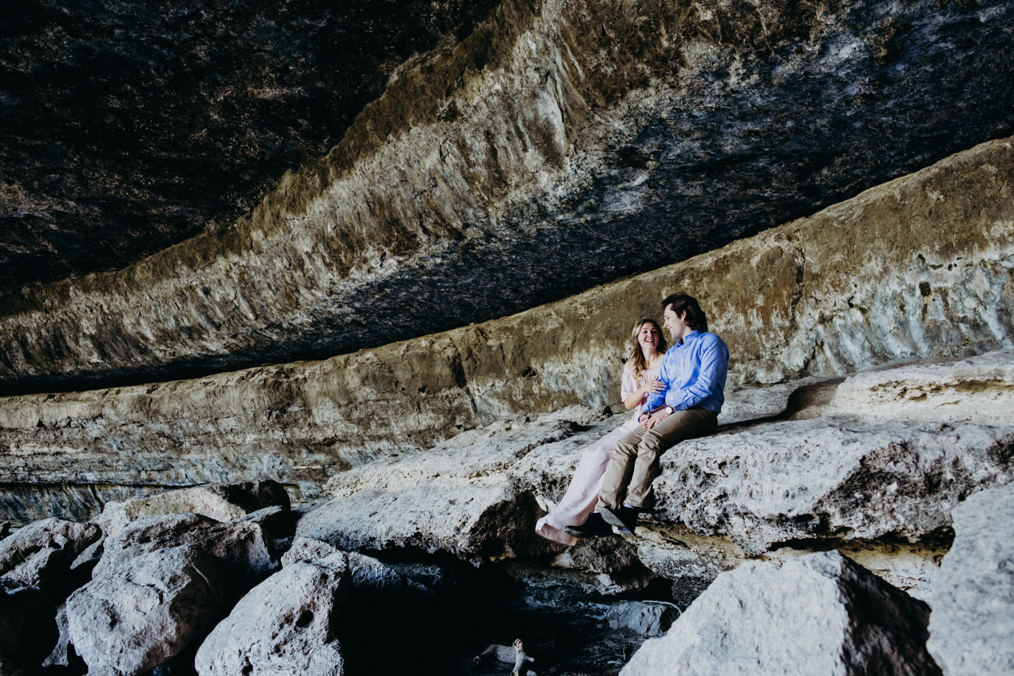 Austin, Texas Engagement -- Sekreit Theatre, Hamilton Pool (13 of 57).jpg