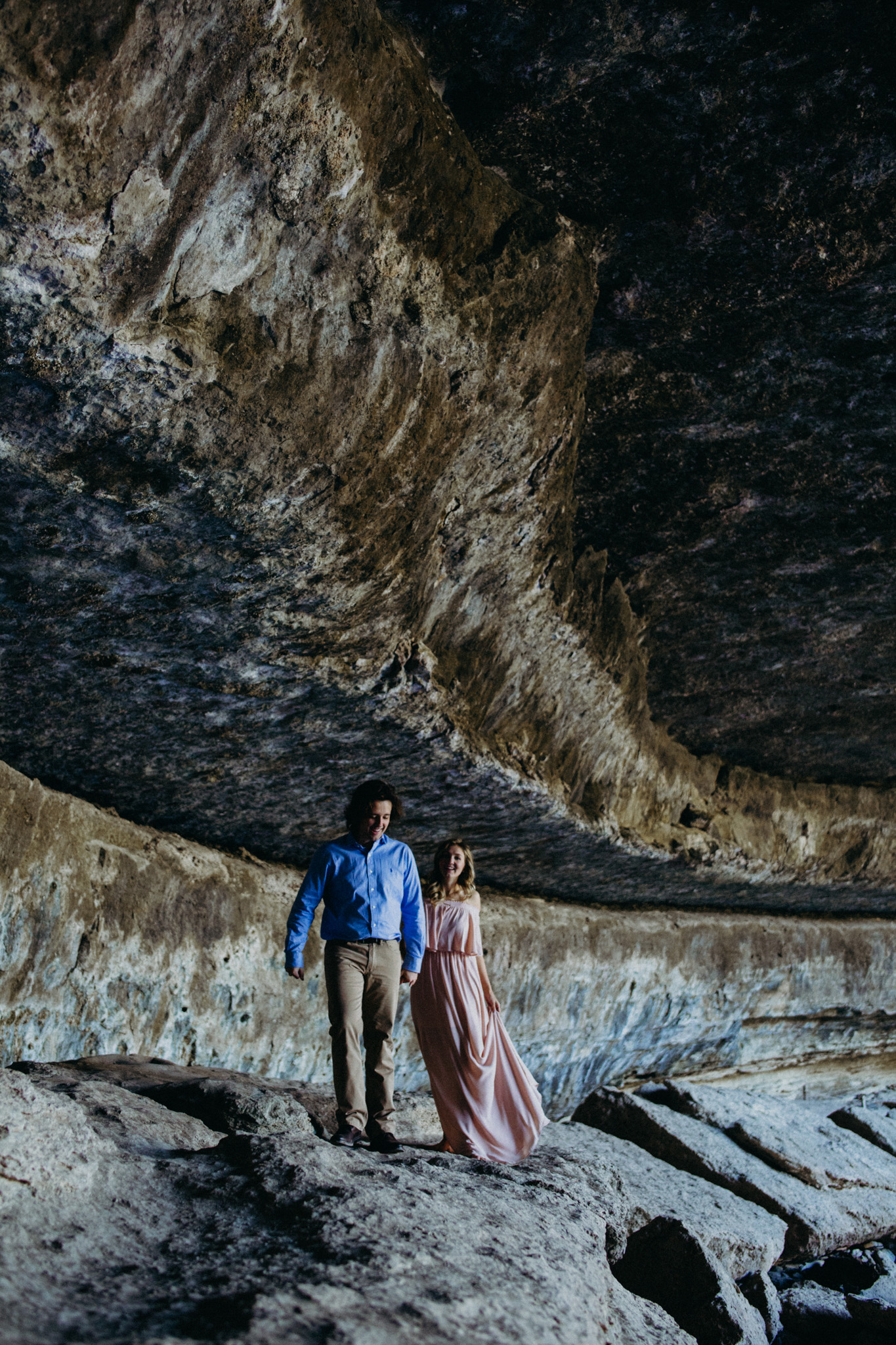 Austin, Texas Engagement -- Sekreit Theatre, Hamilton Pool (14 of 57).jpg