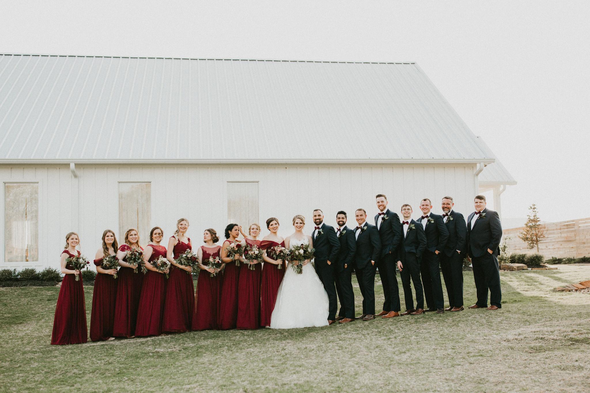 Burgundy Farmhouse Wedding, Century Tree Productions-40.jpg
