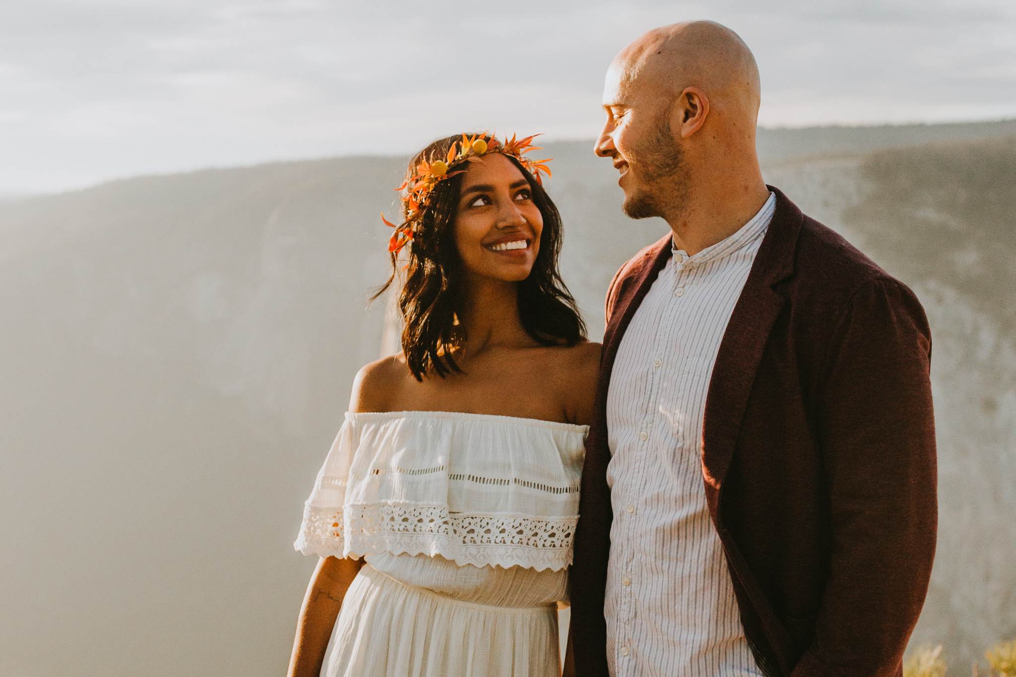 Yosemite Elopement Sunset Taft Point-47.jpg