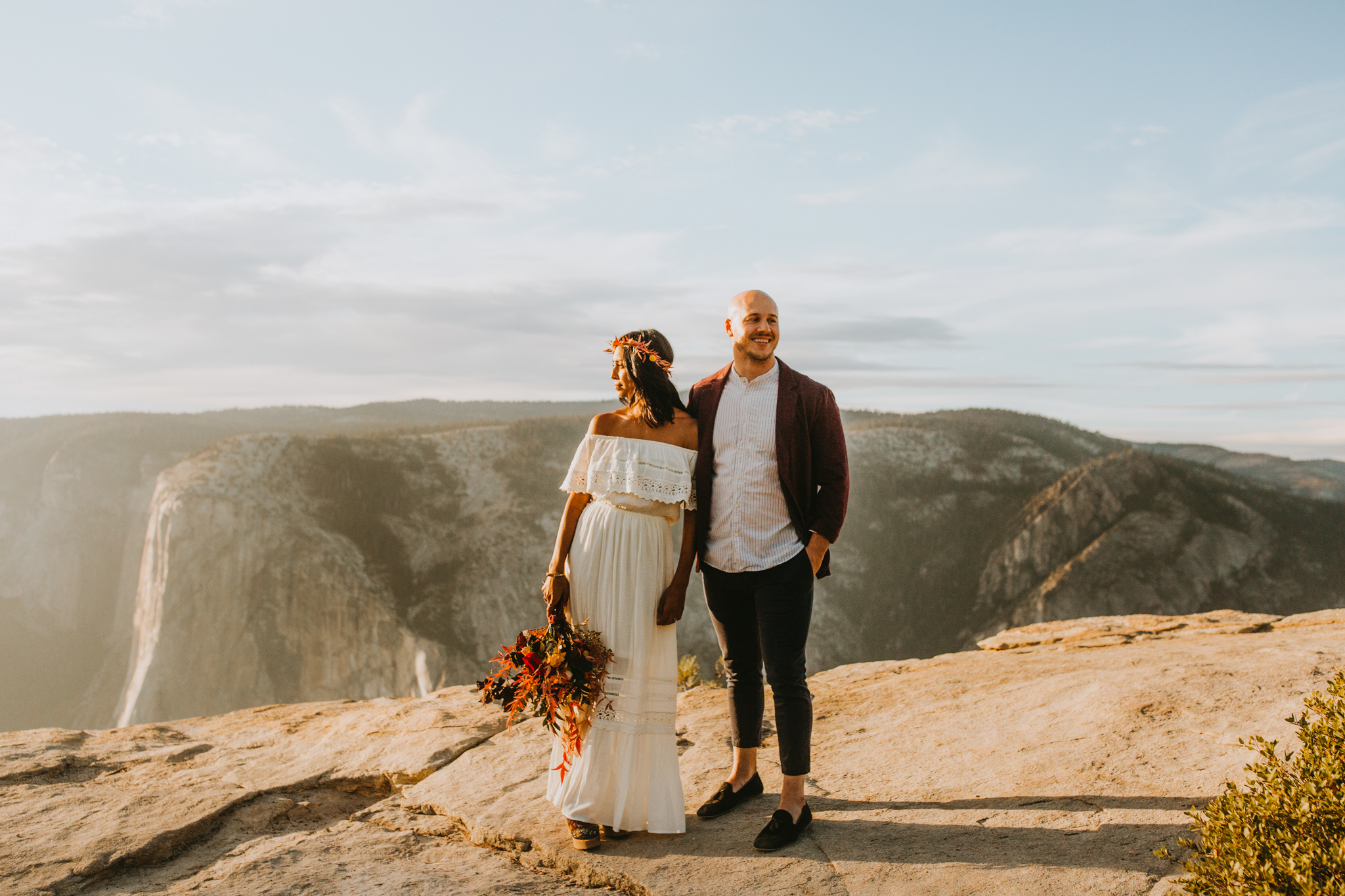 Yosemite Elopement Sunset Taft Point-49.jpg