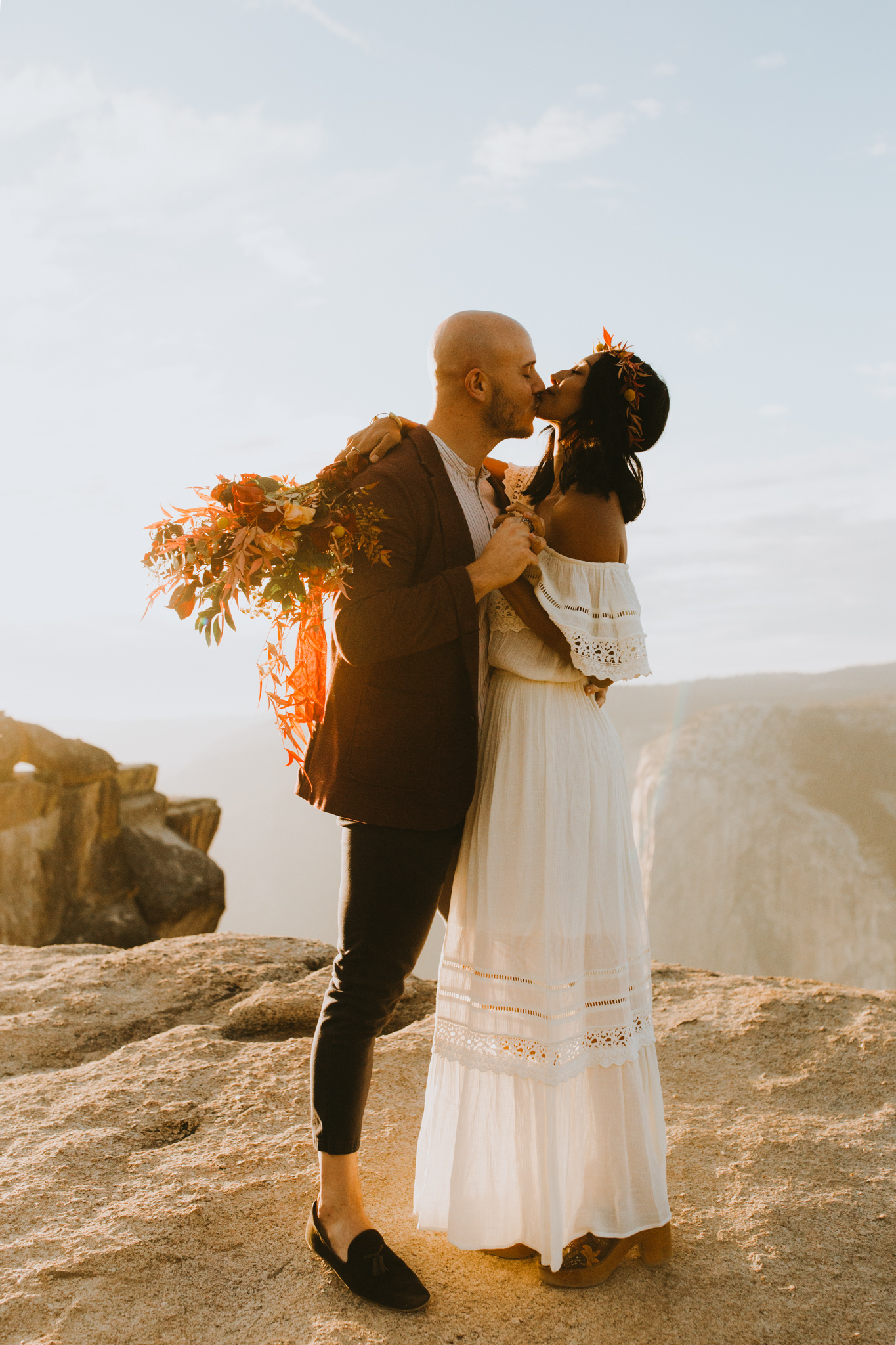 Yosemite Elopement Sunset Taft Point-52.jpg