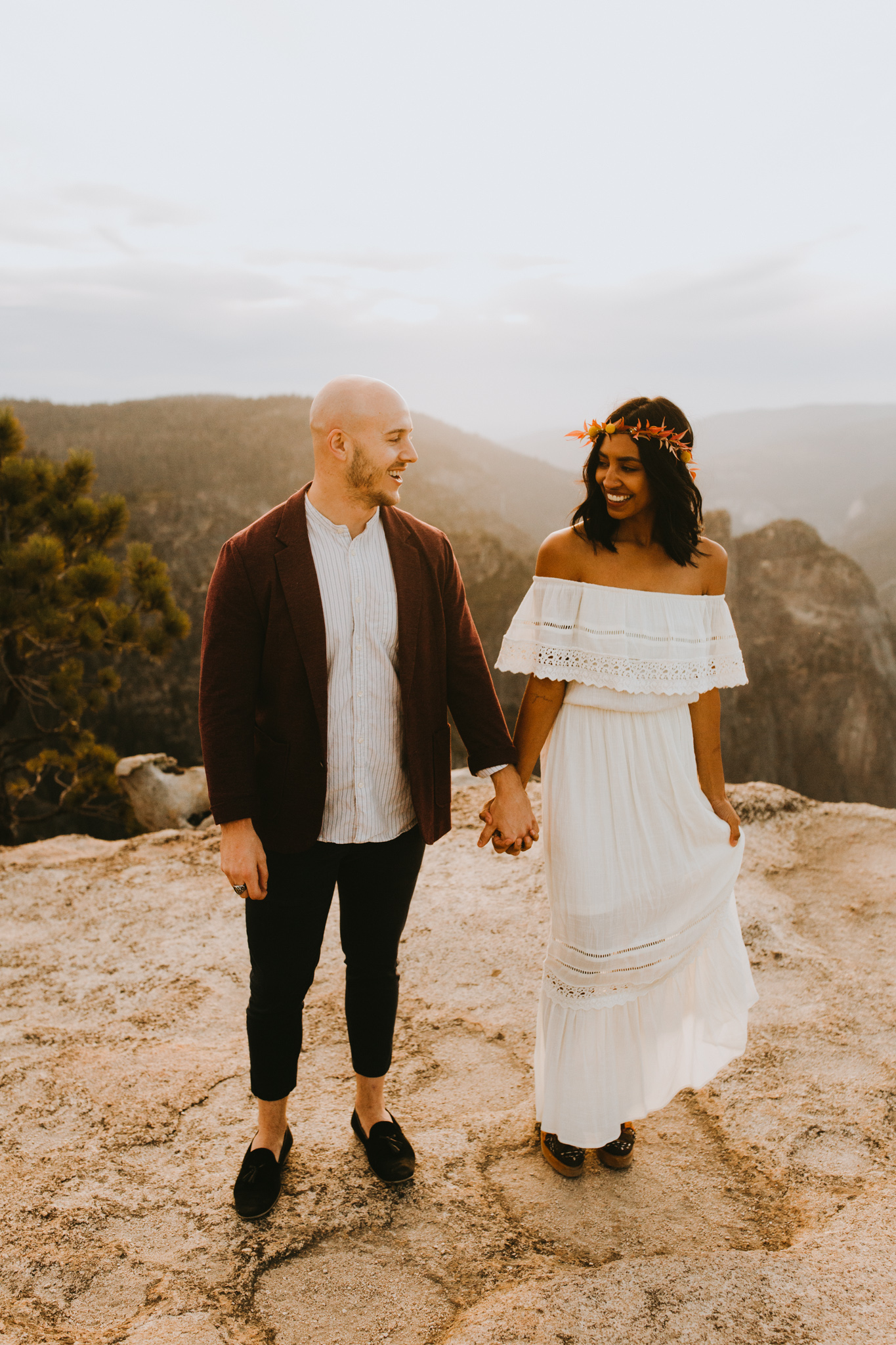 Yosemite Elopement Sunset Taft Point-73.jpg