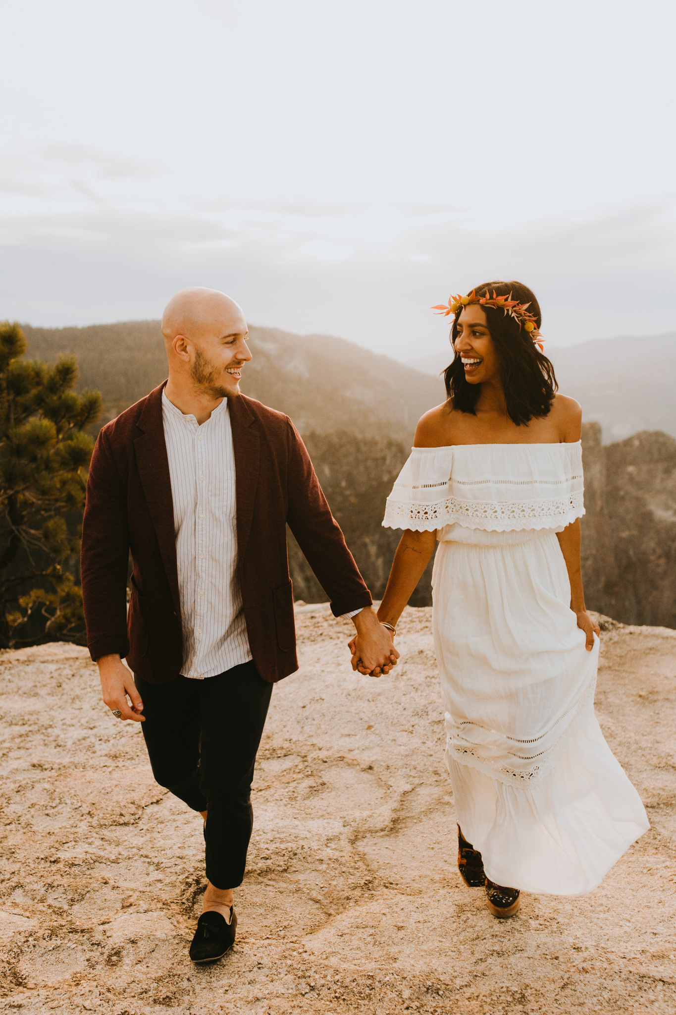 Yosemite Elopement Sunset Taft Point-74.jpg