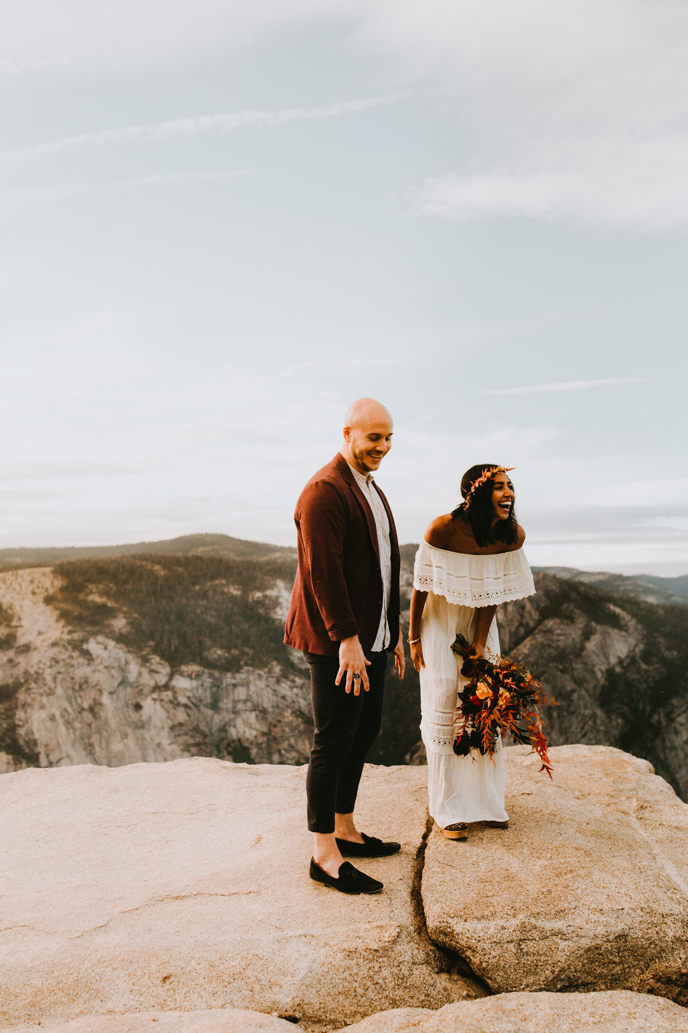 Yosemite Elopement Sunset Taft Point-87.jpg