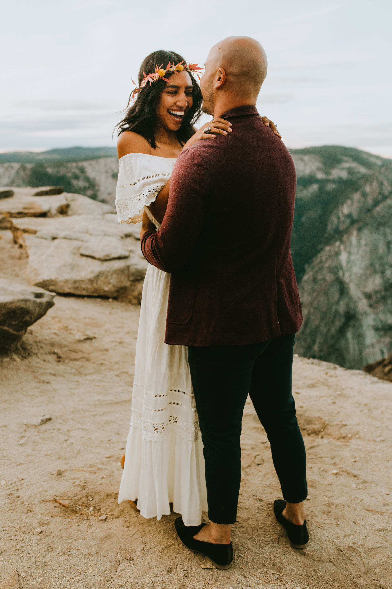 Yosemite Elopement Sunset Taft Point-91.jpg