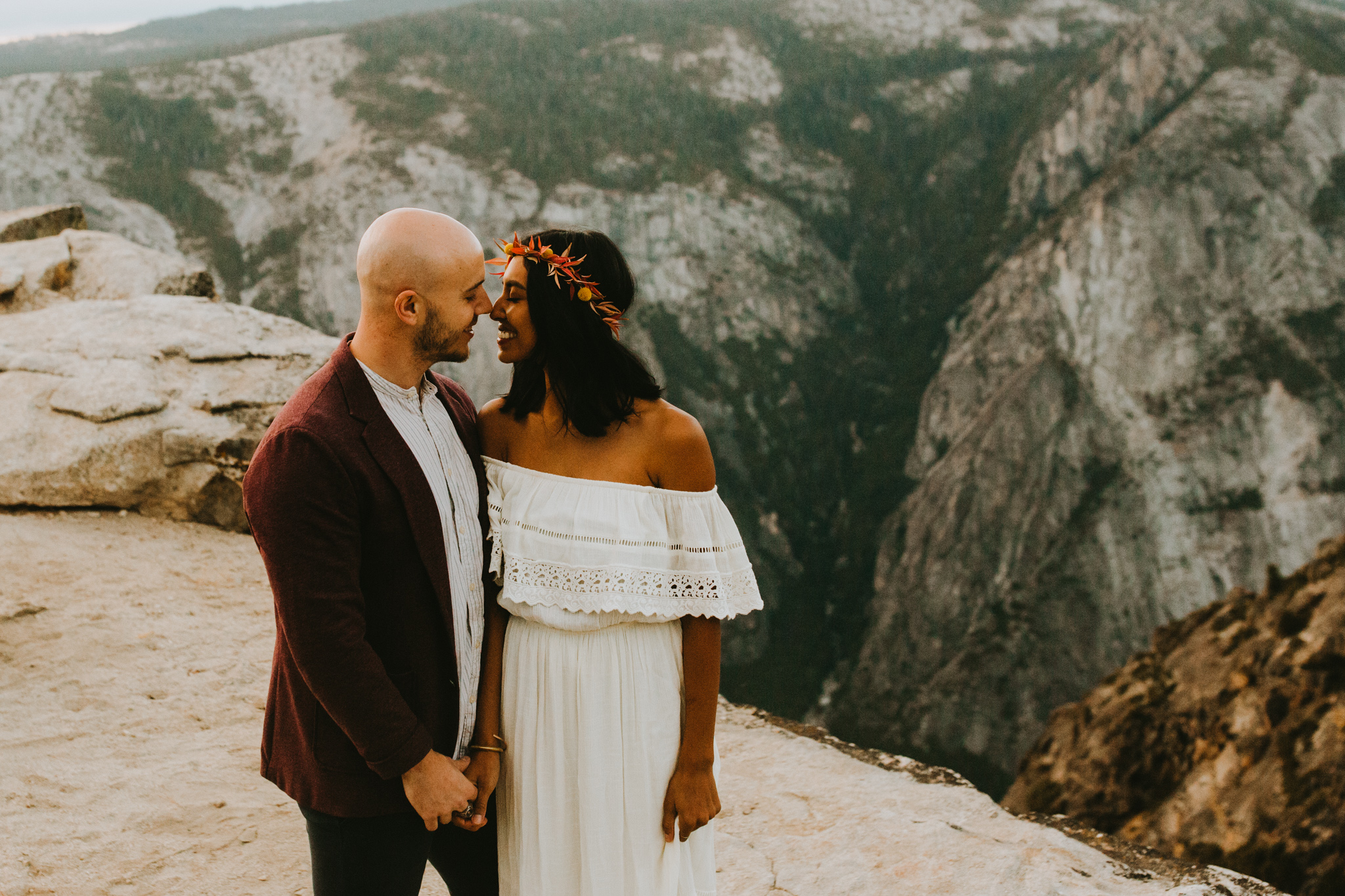 Yosemite Elopement Sunset Taft Point-93.jpg