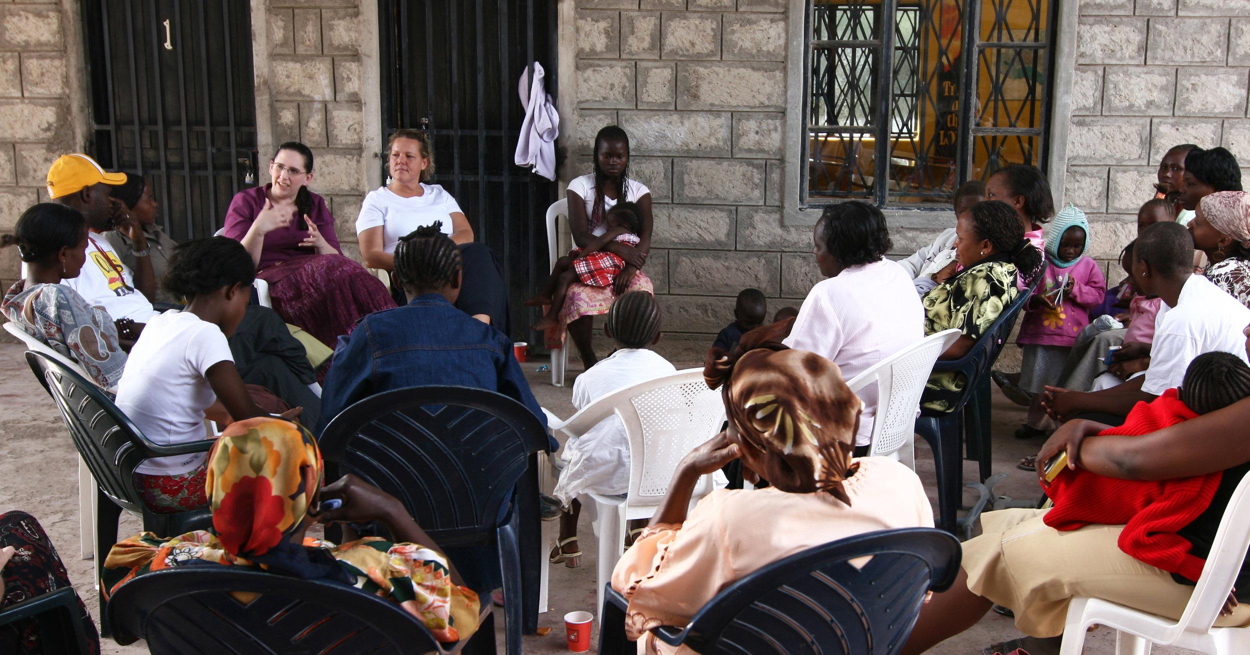 Missionaries — Bammel Church of Christ