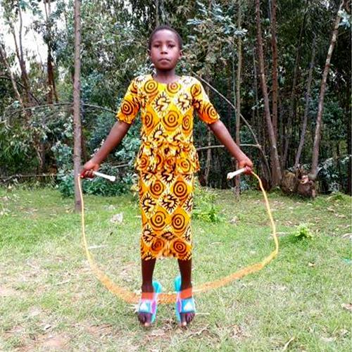 Sophie Tuyizere - 11 years old / Rwanda