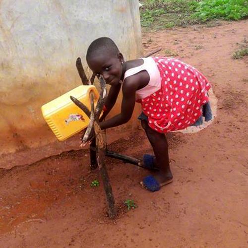 Fakiyatu Salim - 7 years old / Ghana