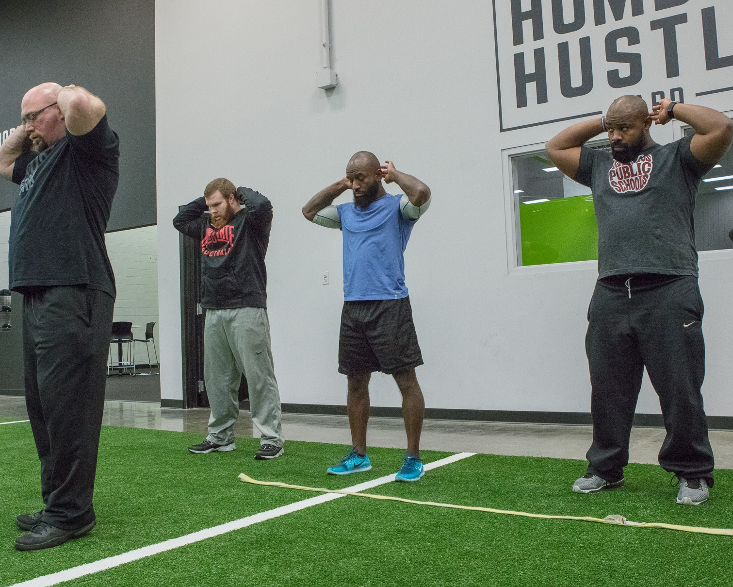 WITH RPR, OUR GUYS ARE GETTING FASTER IN SEASON! -