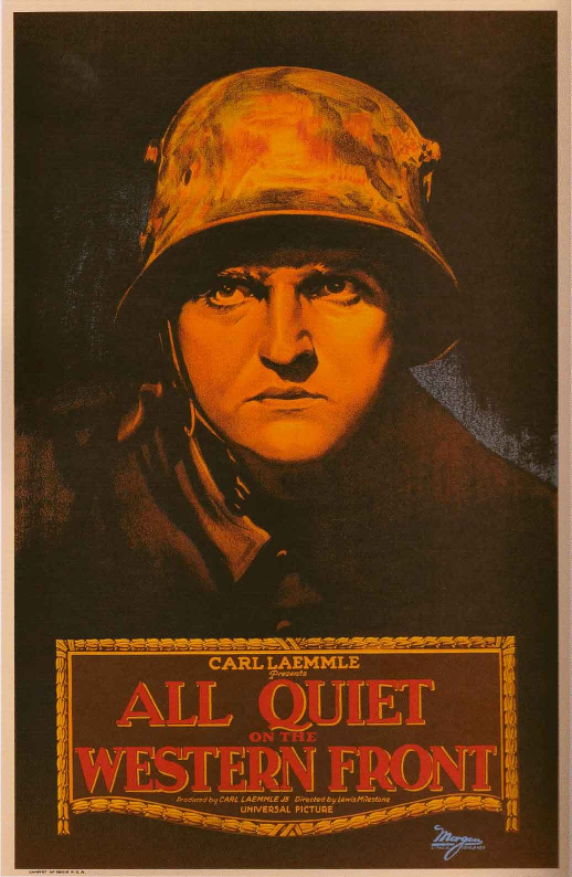 ALL QUIET ON THE WESTERN FRONT (1930) Source:  Cinyus