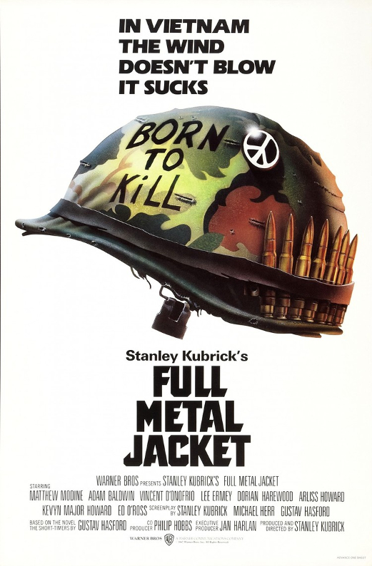 FULL METAL JACKET (1987) | Source:  IMP Awards