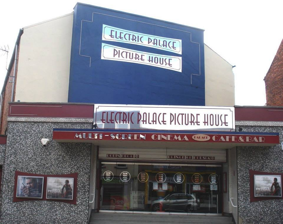 Cannock Cinema (AKA the Electric Palace Picture House)