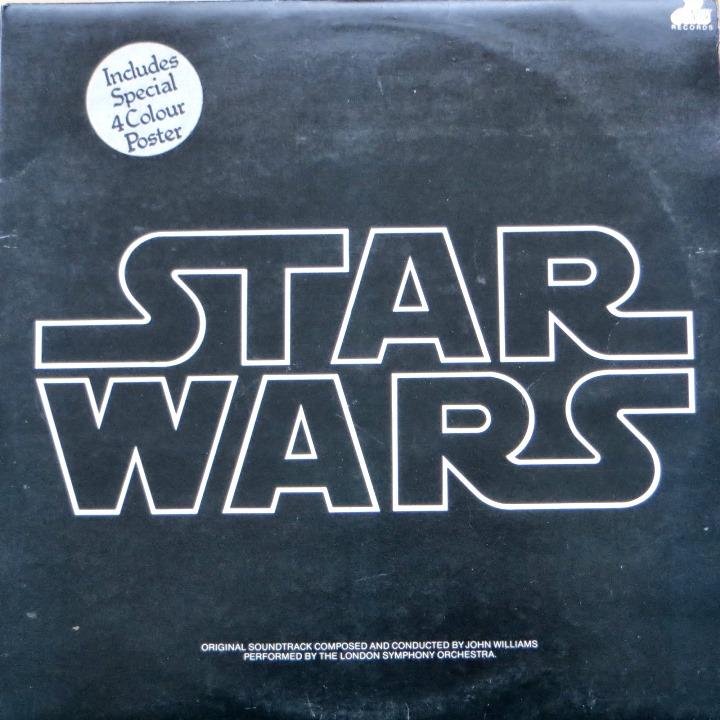 Star Wars  Double LP Soundtrack Album - via Episode Nothing Blog