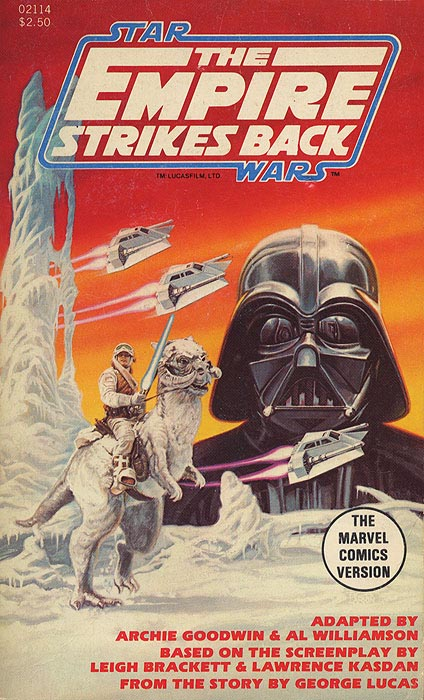 Empire Strikes Back  Marvel Comic Adaptation