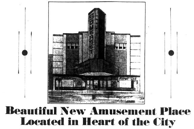 Somerset Theatre -  Ottawa Journal  (December 29th, 1937)