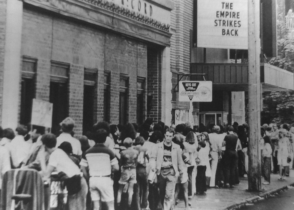 The Empire Strikes Back  at the Somerset (Summer 1980)