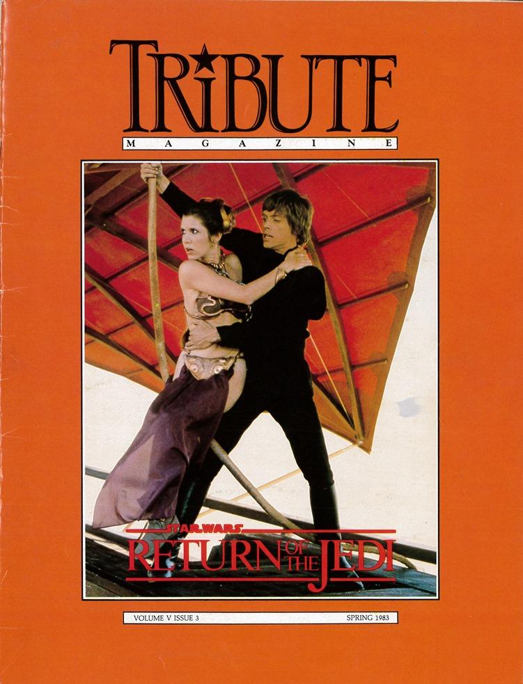 Tribute  Magazine (Spring 1983)