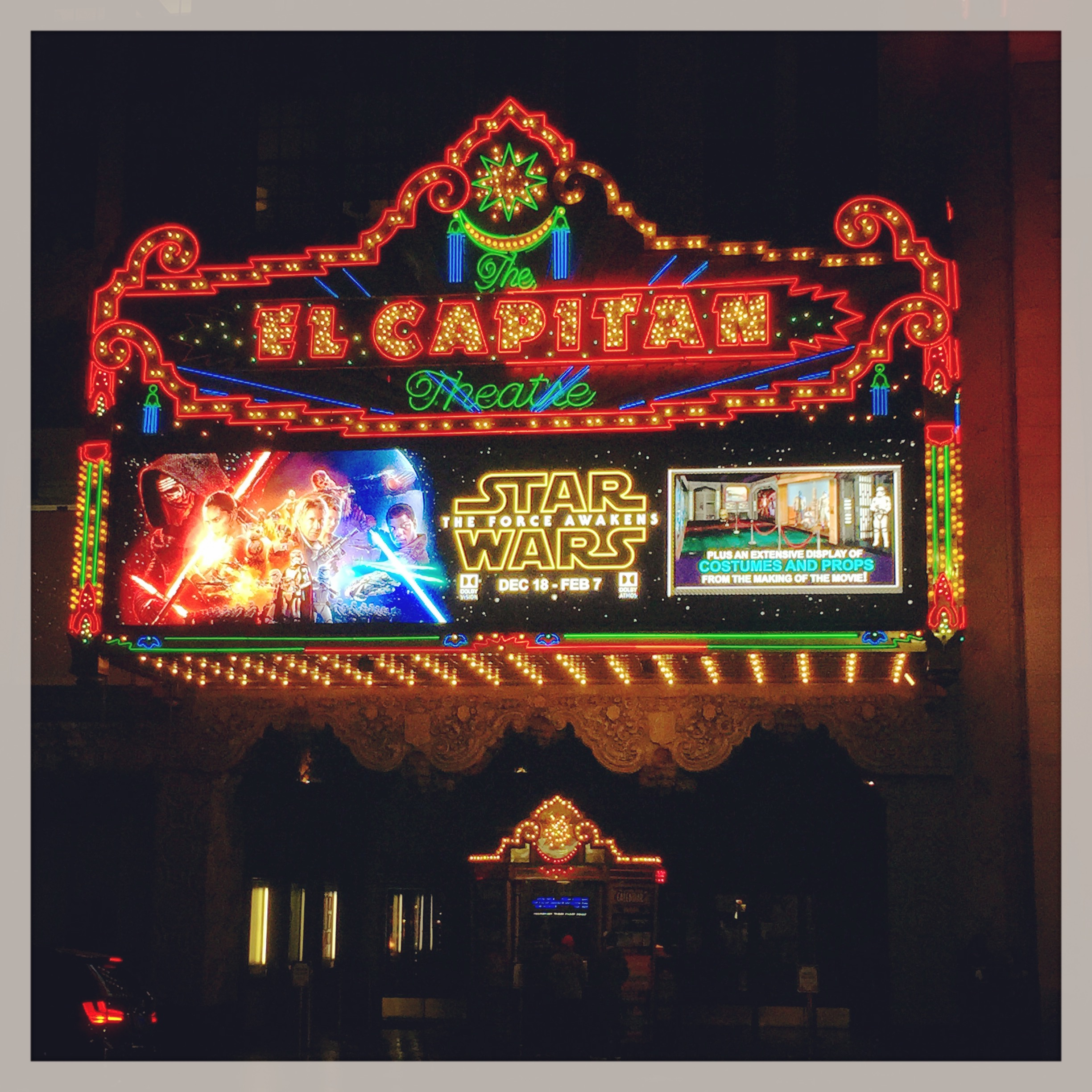 El Capitan Theatre - Hollywood, CA