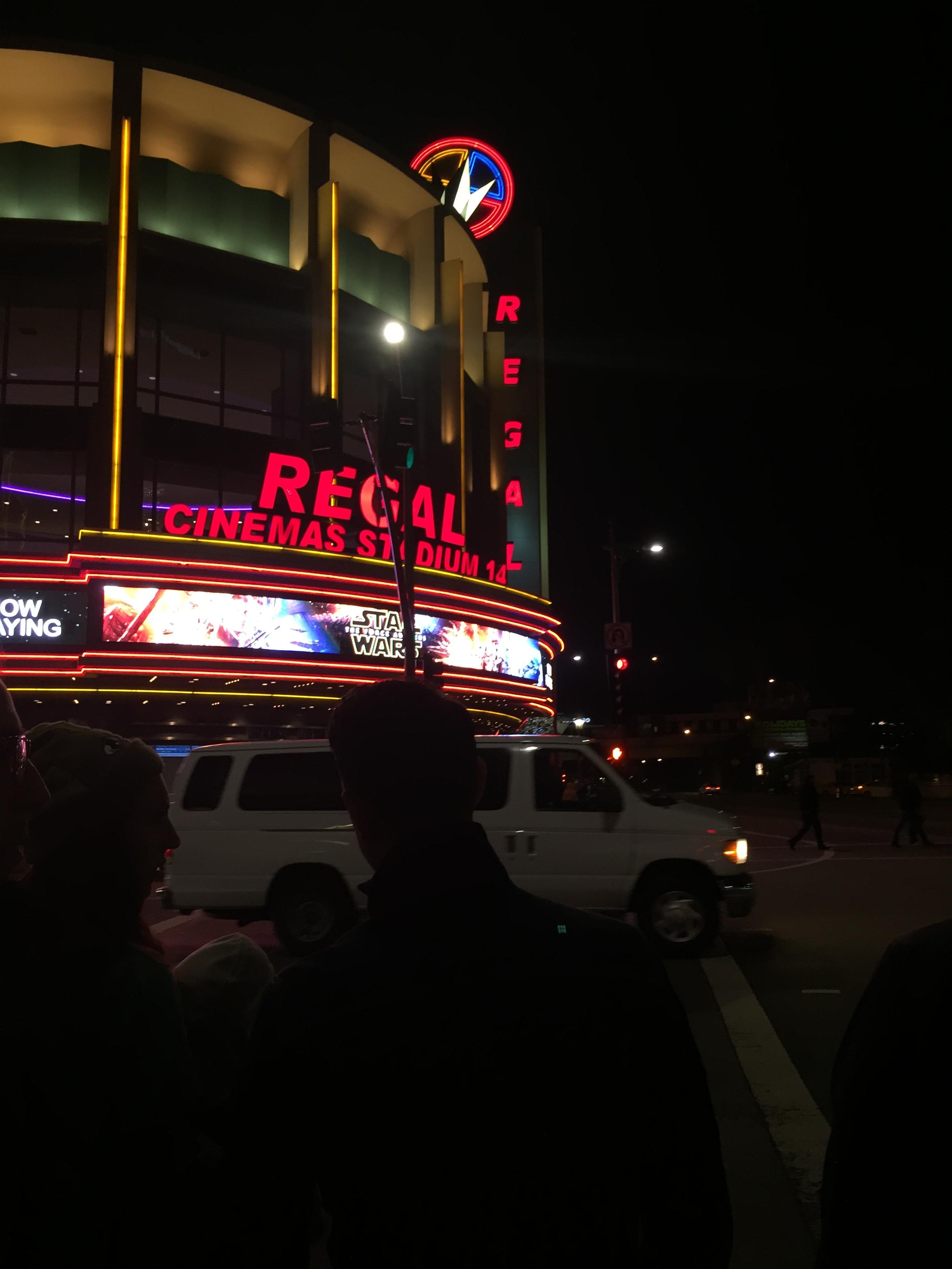 L.A. Live Regal Cinemas - Los Angeles, CA