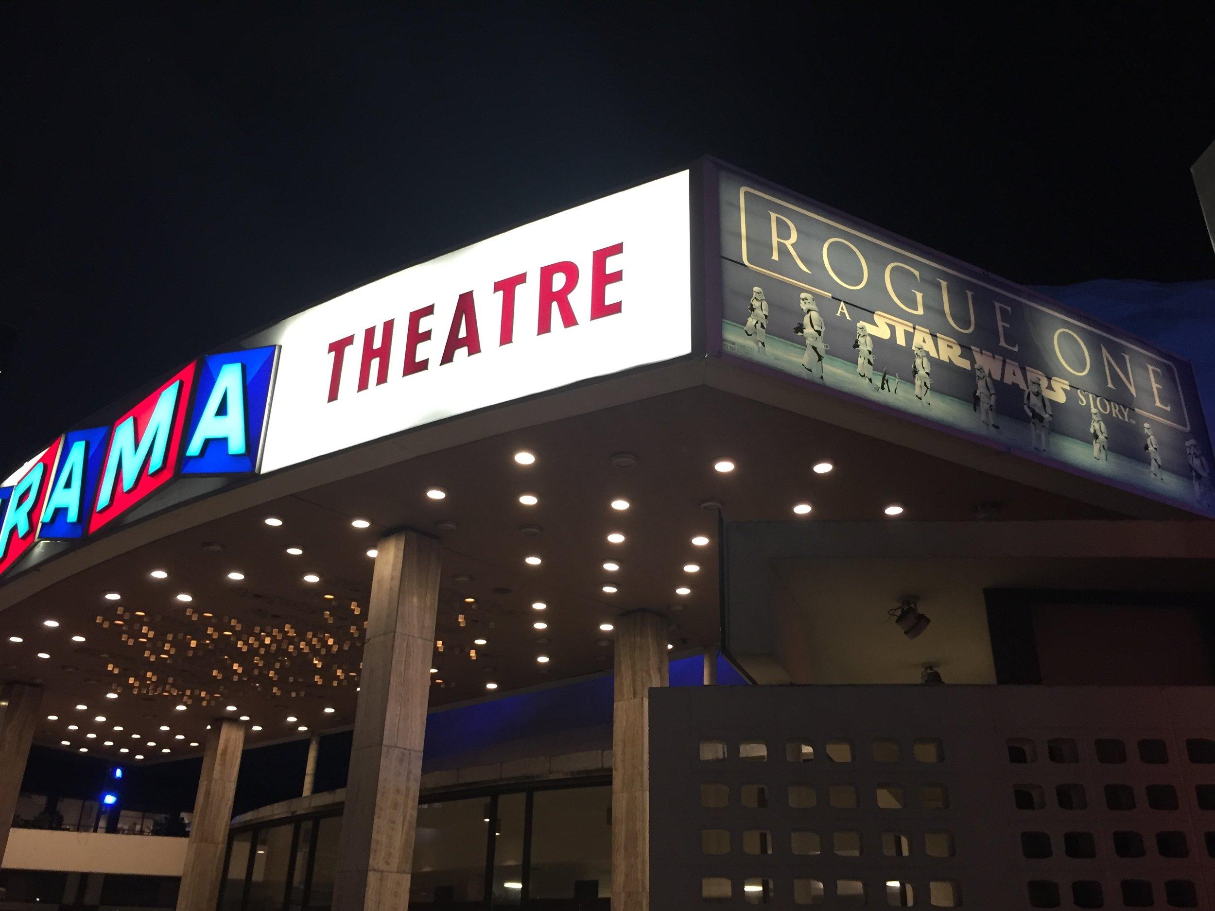 Cinerama Dome - Hollywood, CA